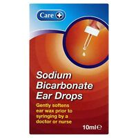 CARE SODIUM BICARBONATE  EAR DROPS - 10ML