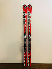New listing Volkl Supersport 5 Star Downhill Skis 182 cm. Marker Demo Bindings Fresh Tune!