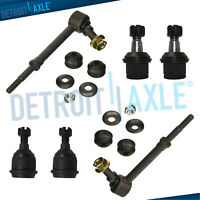 New 6pc Complete Front Suspension Kit - Ram 2500 Ram 3500 4x4