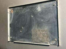 "Fisher 101-R BOTTOM COVER PANEL for vintage tube tuner 10"" x 14.5"""