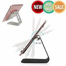 New listing Aluminum Alloy Folding Phone Stand Cell Phone Holder Bracket Mount for iPad