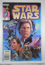 Vintage 1984 Marvel Star Wars Comic Book 81 Boba Fett Escapes Sarlacc Pit