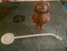 ROWLF 1979 Vintage Fisher Price Muppet Show Players Stick Figure