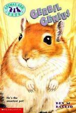 New listing Gerbil Genius (Animal Ark Pets #9) by Baglio, Ben M., Good Book