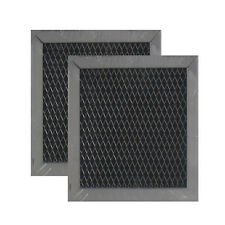 WHIRLPOOL 8206230A COMPATIBLE MICROWAVE HOOD CHARCOAL FILTER REPLACEMENT(2-Pack)
