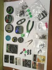 carp fishing tackle job lot  korda gardner esp tackle box filler