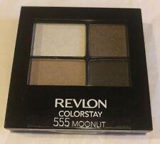 Revlon ColorStay 16 Hour Eye Shadow, Moonlit [555] 0.16 oz New Sealed