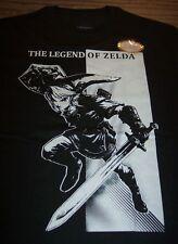 THE LEGEND OF ZELDA LINK NES Nintendo T-Shirt 2XL XXL NEW