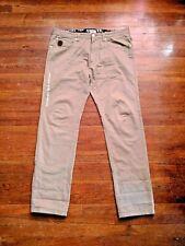 ~ AAPE by A BATHING APE(BAPE) Men's Kahki Pants | Size: W34 L31 | Gently Used ~