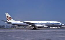 IF862TG0720 - 1/200 THAI AIRWAYS INTERNATIONAL DOUGLAS DC-8-62CF HS-TGZ W/STAND
