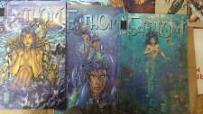 Alternative Comic lot fathom 2005 1 2 variants 1998 1-14 nm bagged