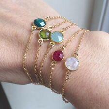 Filling Beaded Fine Bracelets