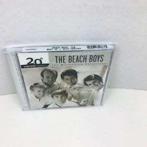 The Beach Boys 20th Century Masters Millennium Collection CD New Sealed