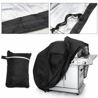 57'' Waterproof BBQ Cover Garden Patio Gas Barbecue Grill Protection Heavy Duty
