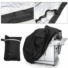 170cm BBQ Cover Heavy Duty Waterproof Rain Snow Barbeque Grill Protector Black