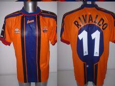 Barcelona zeer Kappa Erwachsene L Argentinien Shirt Jersey Fußball Fussball Trikot
