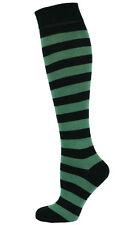 Mens Knee High Socks Striped