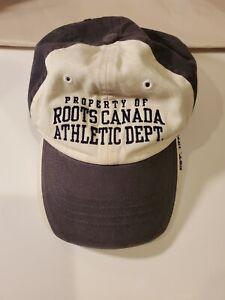 Roots Canada Adjustable Baseball Cap -Size M