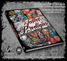 Tattoo Prodigies Hardback Book