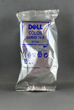 DELL SERIES 24R COLOUR X771N  INK CARTRIDGES - GENUINE DELL