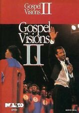 Gospel Visions Vol. 2 (DVD, 1994) - Usually ships within 12 hours!!!
