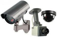 Caméra factice dissuasive fausse copie vrai vidéo surveillance sécurité alarme