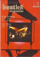 Beatleg Nov/2002 Mag Japan King Crimson Special Guns N' Roses