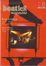 Beatleg Nov/2002 Mag Japan King Crimson Special Guns N' Roses