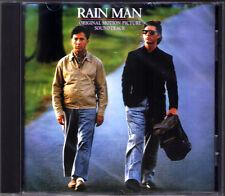 RAIN MAN Soundtrack OST CD Hans Zimmer Johnny Clegg Lou Christie The Belle Stars