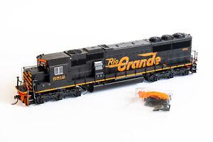 HO Proto 2000 Rio Grande SD50 #5512 D&RGW Diesel Locomotive Life-Like 30857