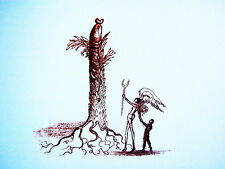 SALVADOR DALI  - Dali ilustra Casanova. Edición limitada. Firmada en plancha