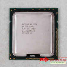 Intel Xeon X5550 CPU Processor (BX80602X5550) LGA 1366 SLBF5 2.66/8M/6.4 Free sp