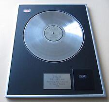 More details for eagles the long run platinum presentation disc