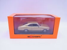 67104   Maxichamps 940046120 Opel Rekord C Coupé 1966 gold 1:43 NEU OVP
