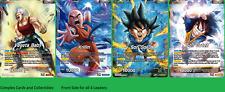 Dragon Ball Super Draft Box 03 Leader Card Set