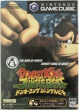 Donkey Kong Jungle Beat - Nintendo Gamecube - Neuf sous blister - NTSC-J JAP