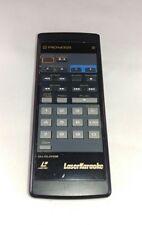 Used Genuine Pioneer CU-CLD102 OEM Laser Disc Karaoke Remote control free ship
