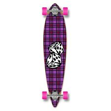 Yocaher Pintail Dice Longboard Complete