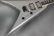 Jackson USA Custom Shop King V KV 2H FR, Silver Sparkle, With Hardshell Case