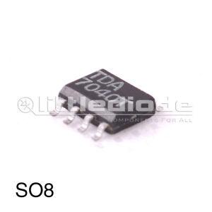 MC34182D Integrated Circuit - CASE: SO8 MAKE: Motorola x6 pcs