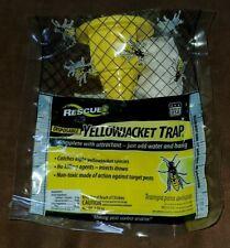 Rescue Yellowjacket Trap (1 Ct) Disposable YJTD-E NEW