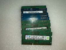 Lote De 10 Marca Mixta 2GB DDR3 Portátil RAM