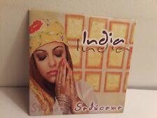 India - Seduceme (Promo CD Single, 2002, Sony)