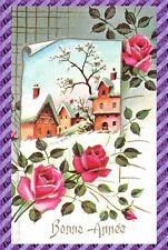Carte Postale - Fantaisie - Bonne Année