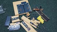 Star Wars Episode I Theed Hangar Playset Loose parts lot