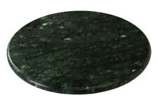 Arty Crafty Hand Made Durable Marble Green Chakla for Kitchen Making Chapati