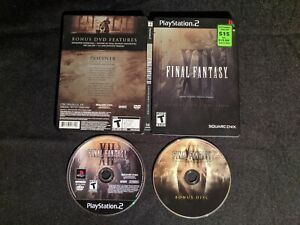 Final Fantasy XII Collector's Edition - Sony Playstation 2 PS2 - No Manual