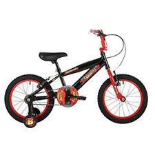 IGNITE 16'' BUMPER NINJA BIKE BLACK/ RED