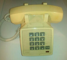 Lucent At&T Desk Phone with 1970's vintage touch tone keypad