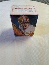 Vintage Avon 5oz Football Pass Play Wild Country After Shave Unused Bottle